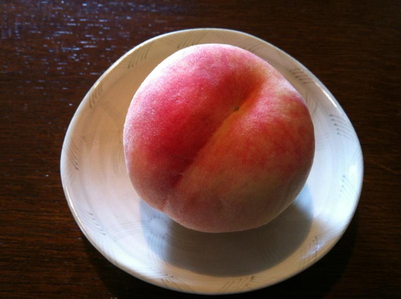 桃 そのものIMG_8248