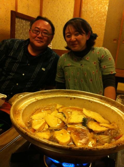 八戸木村さんとみかさんIMG_4738