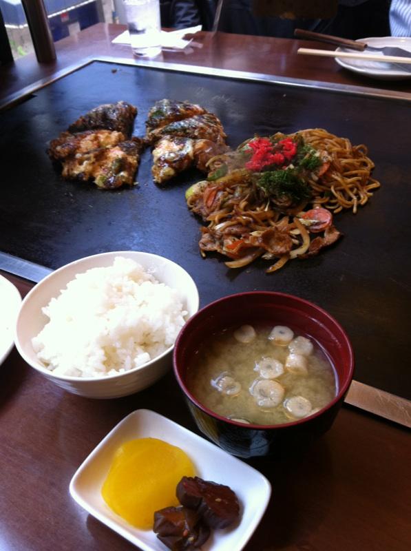 お好み焼定食IMG_9865