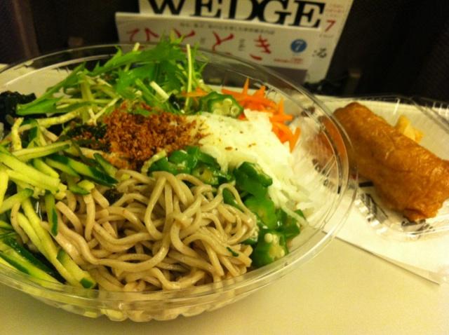 IMG_1014.jpg新幹線冷やし蕎麦定食
