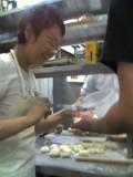 熊五郎の製麺所で